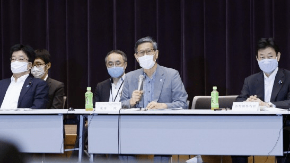 Japan will further relax the rules caused by viruses at big events as planned