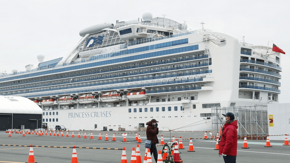 Japan reports 3rd death linked to virus-hit cruise ship