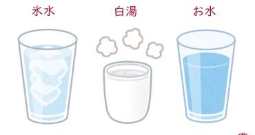 觀光日語 | 如何用日文點開水、熱開水、少冰、去冰飲料?