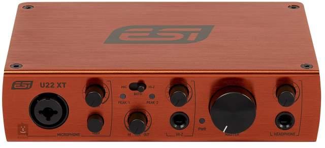 ESI U22 XT USB Audio Device