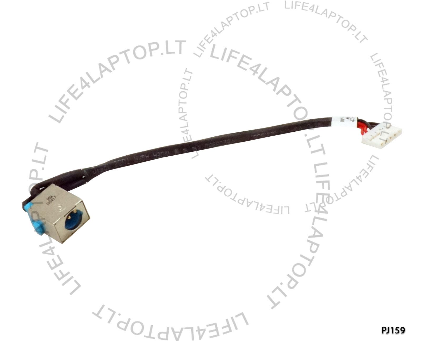 Acer Aspire V5 V5-531 DC Stecker Buchse Stromanschluss Mit