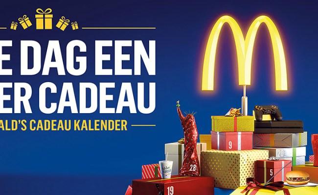Mcdonald S Cadeau Kalender 2019 Volledige Lijst Laagst Nl