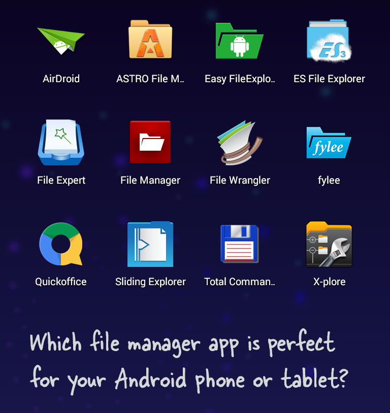 Android File Manager Apps