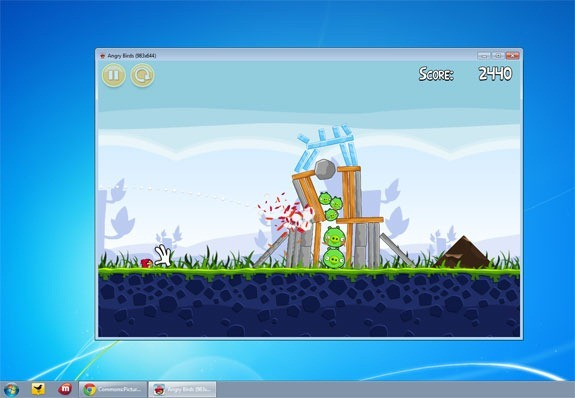 angry birds - windows
