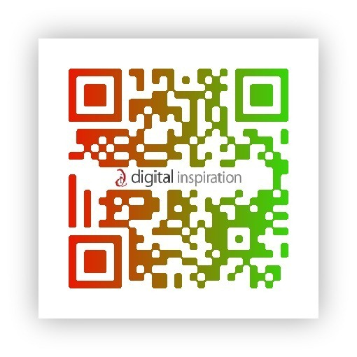 QR Code with Color and Logo