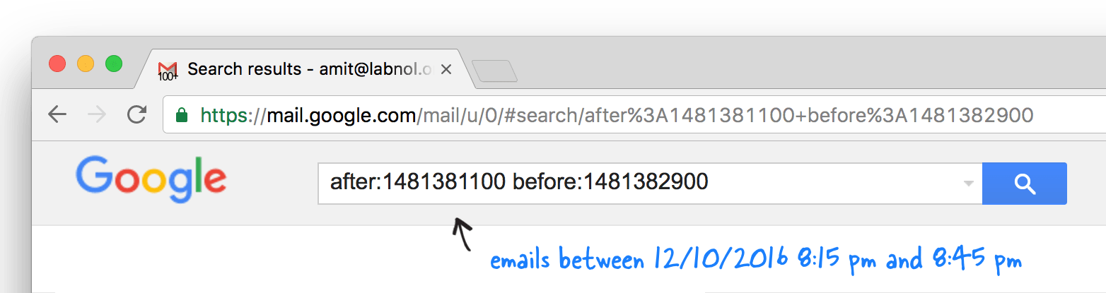 The Best Gmail Search Tricks