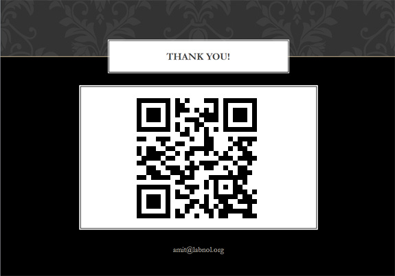 qrcode for documents