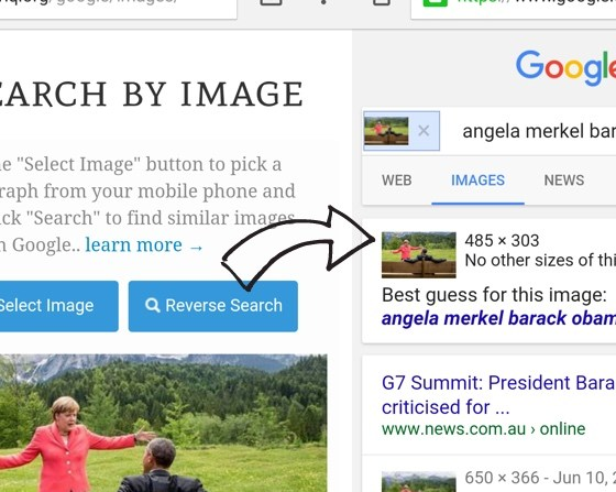 How To Reverse Image Search On Your Phone