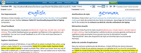 Translate Word Documents Quickly with Windows Live Translator