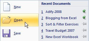 pin-recent-documents