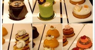 台中西區 》食記:珀達蜜Petite Amie。法式甜點專賣店,好喜歡好喜歡這樣多層次的視覺與味覺饗宴