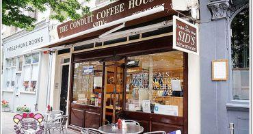 英國倫敦早餐推薦 》The Conduit Coffee House Sid's。道地又美味英式早餐,超平價又好吃♥(Russell Square|Holborn)