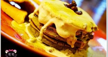 宜蘭羅東親子餐廳 》蟻窩咖啡館。抹茶三層鬆餅、披薩、焗烤磚塊吐司