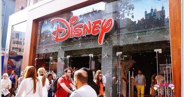 英國倫敦》Disney Store London。倫敦也有迪士尼專賣店!Covent Garden|Oxford Street|Westfield Stratford