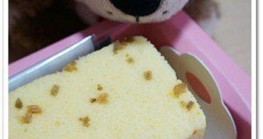 宅配團購 》食記:世唯烘焙坊。彌月蛋糕品嚐,黃金鹹蛋糕綿密吃不膩(試吃)