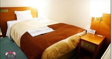 岩手盛岡飯店 》Hotel Pearl City。離車站5分鐘/單人房就很平價/床大、交通方便、乾淨舒適/東北自由行行程安排懶人包/連續11天影音VLOG/盛岡飯店住宿推薦/自駕