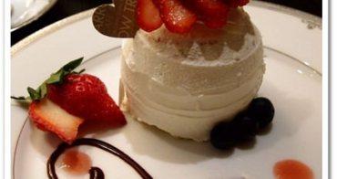 食記。Arrow tree 》N訪 ~ 1月茶會之南瓜濃湯 + 柳橙法式土司 + 草莓鮮奶油蛋糕