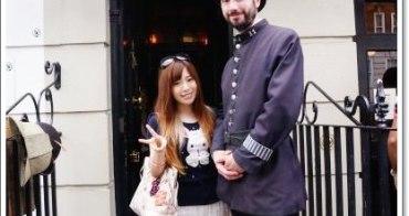 英國倫敦景點推薦 》福爾摩斯博物館The Sherlock Holmes Museum。穿越小說情節,走入真實偵探世界(Baker Street Station)