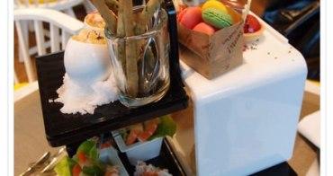 食記。W hotel~the kitchen table 》冬季愛戀繽紛下午茶(地雷)~食物篇