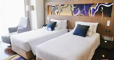 泰國曼谷飯店推薦Novotel Bangkok Sukhumvit 20,高質感美設計 近BTS百貨公司