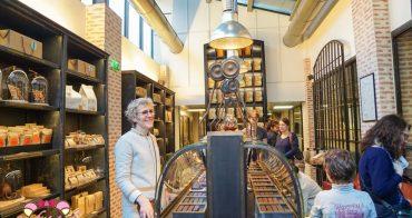 根本是巧克力博物館的Chocolat Alain Ducasse法國國寶級米其林星級主廚Alain Ducasse|巴黎精品巧克力專賣