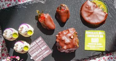 La Rochelle美食 Chocolats MAYA巧克力專賣,獨特水果乾巧克力推薦