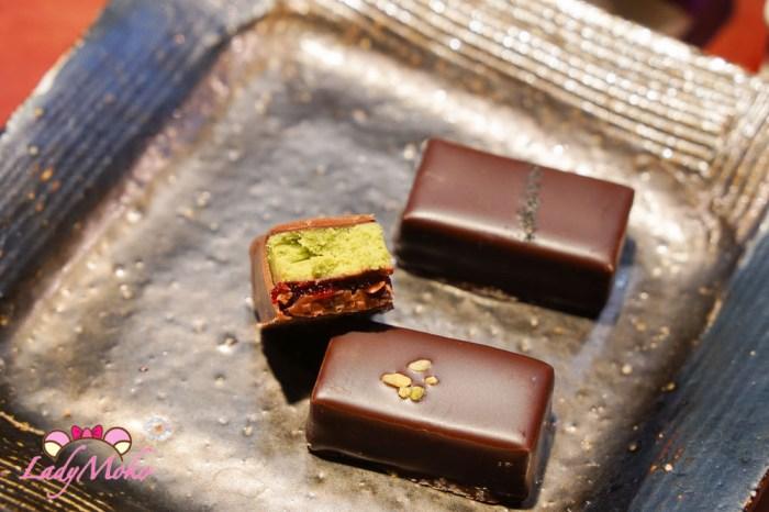 巴黎精品巧克力甜點 Maison Le Roux Chocolatier,激推神好吃焦糖,巧克力搭配抹茶下午茶組合