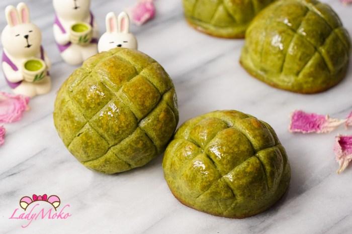 鳳梨鹹蛋黃抹茶菠蘿酥食譜(鳳凰菠蘿抹茶酥)|鹹香又鹹甜的中秋好滋味!