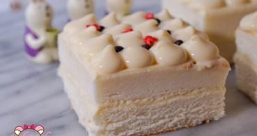 天使檸檬柚子甘納許慕斯蛋糕食譜 檸檬天使蛋白蛋糕&柚子巧克力慕斯食譜Yuzu Ganache Montée