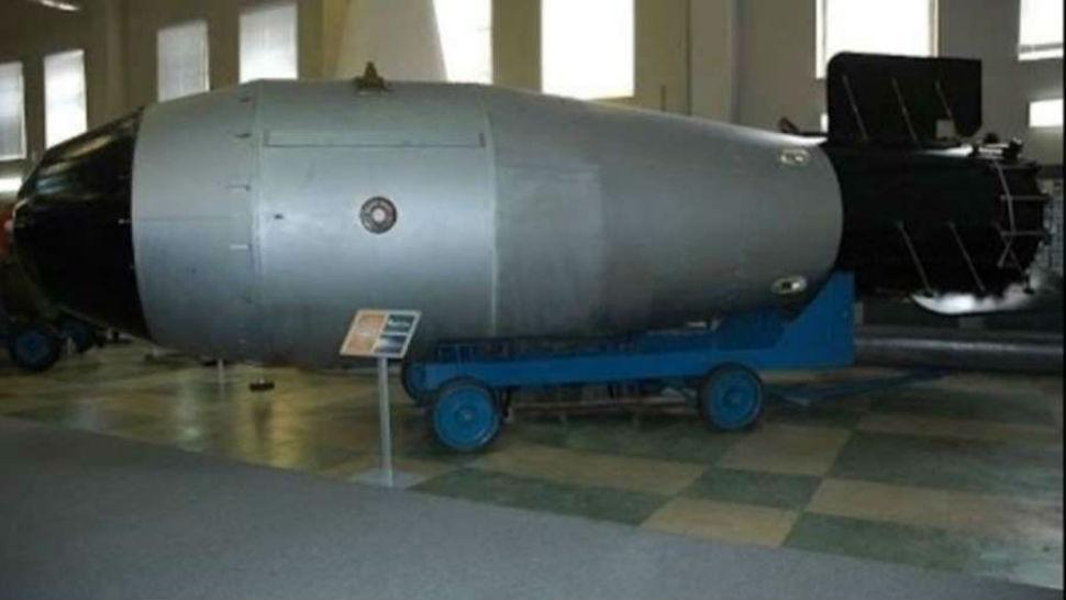 Image result for rusa el padre de todas las bombas