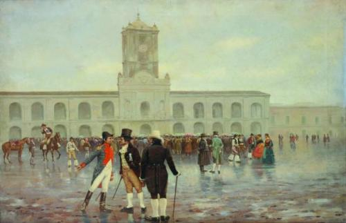 Pintó y dibujó el pasado argentino - LA GACETA Tucumán
