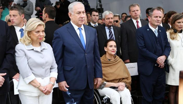 Resultado de imagen para Benjamin Netanyahu, argentina