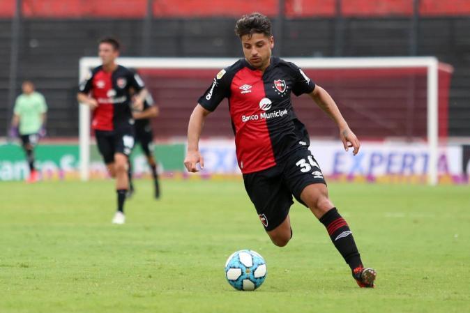 """Tucu"""" Palacios jugará en Newell's hasta el final de la Copa Maradona - LA  GACETA Tucumán"""
