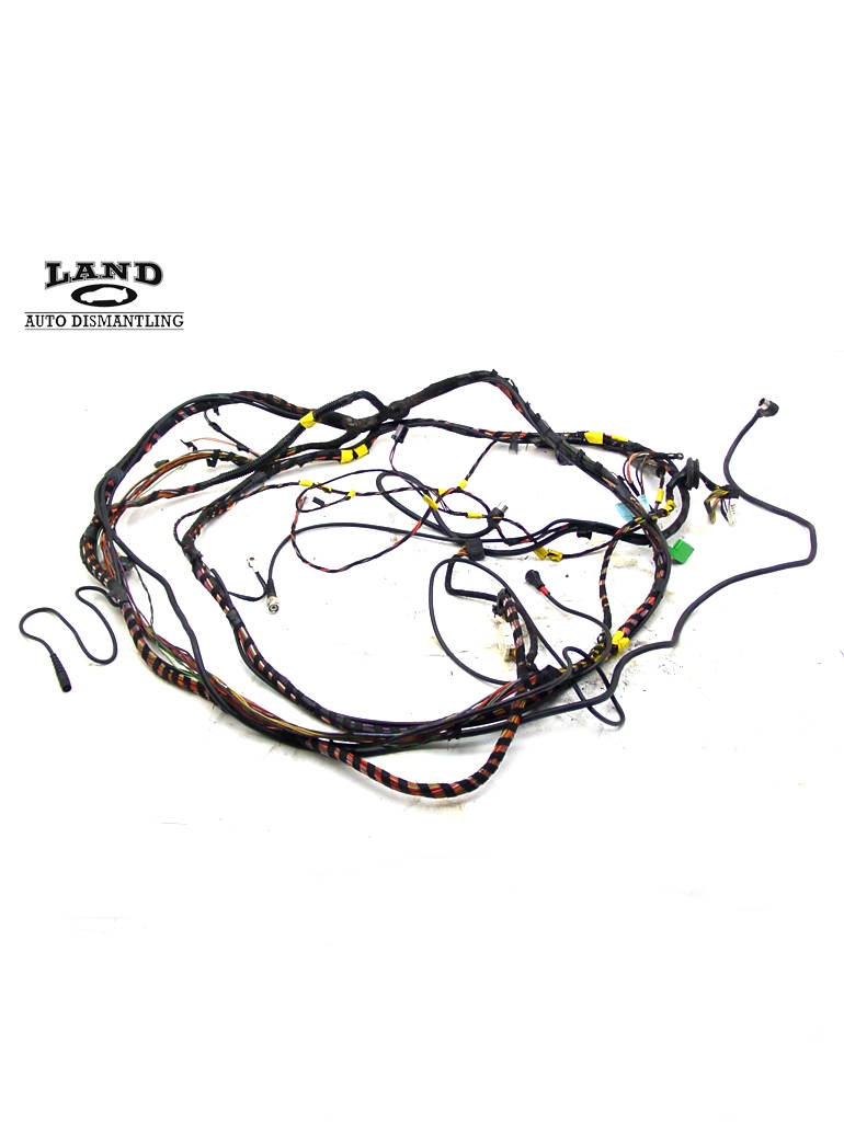 LAND ROVER P38 INTERIOR CABIN WIRE WIRING HARNESS LHD/LEFT