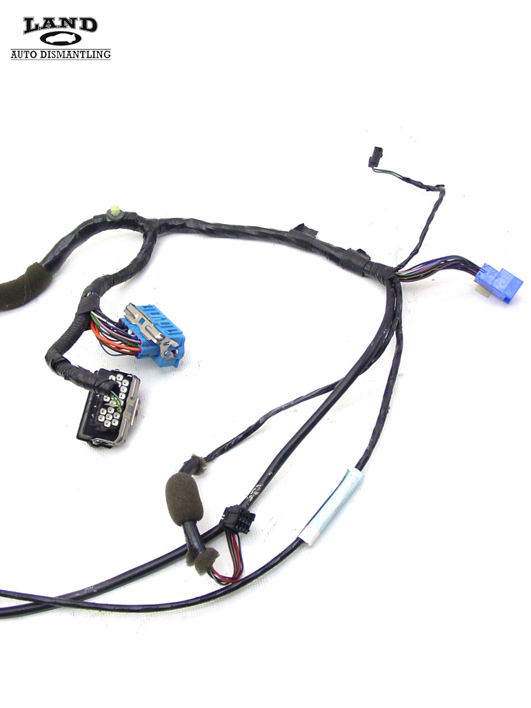 JAGUAR X100 PASSENGER FRONT DOOR WIRE WIRING HARNESS
