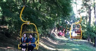 韓國光州 無等山.吊椅式纜車+單軌列車(무등산 리프트+모노레일)