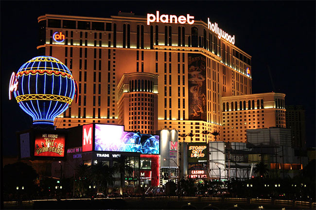 Hotel Planet Hollywood Cancun