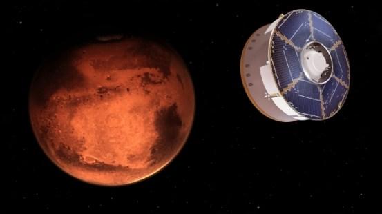 [지금은 과학] 성숙한 화성의 탐사 … 뭔가있어