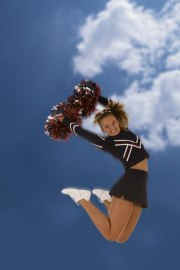 cheerleader hairstyles short