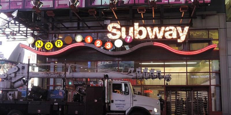 【紐約】交通篇 - 華人計程車&地鐵