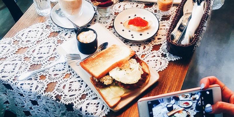 桔梗三明治-優雅文青早午餐 令人念念不忘的Doom茶/大安區/大安站