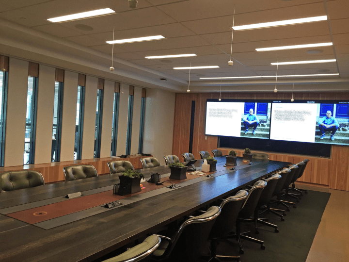 lighting for conference rooms
