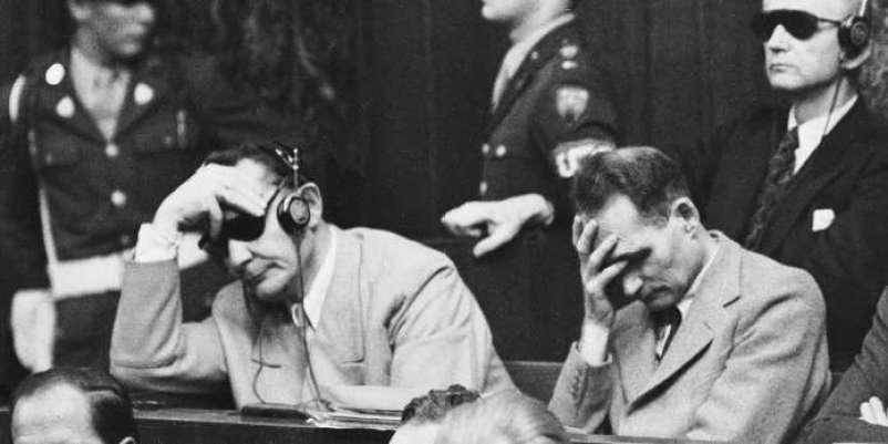 Le procès de Nuremberg 65 ans après