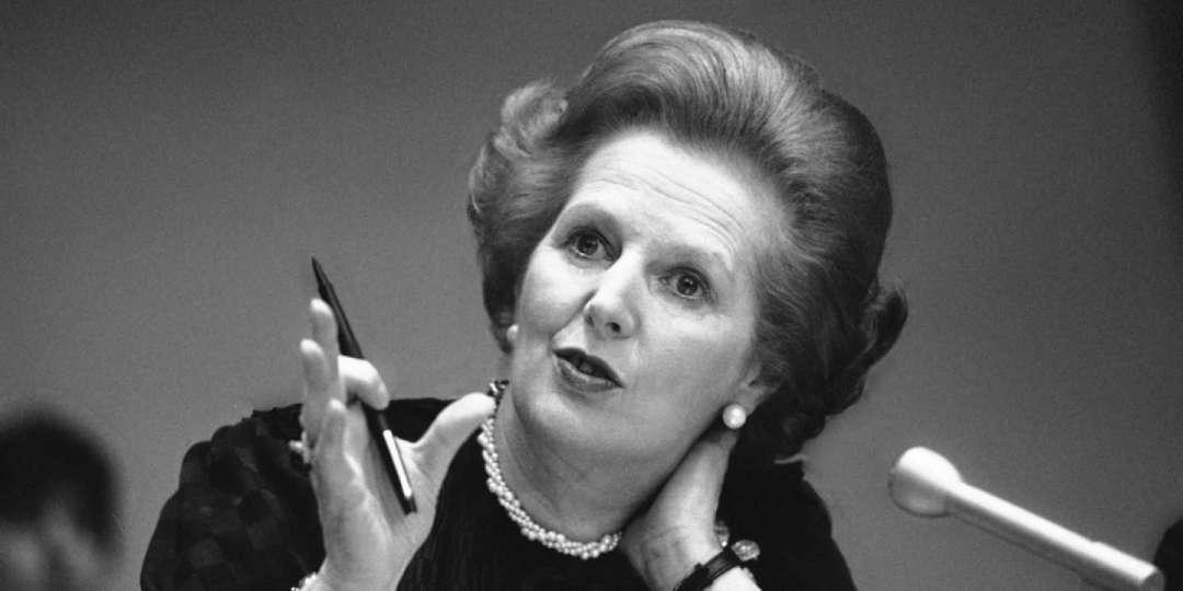 Margaret Thatcher, portrait de la Dame de fer