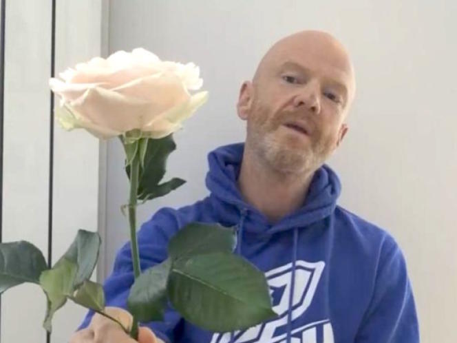 Singer Jimmy Somerville, in a video posted Monday, June 13 on his Facebook account.