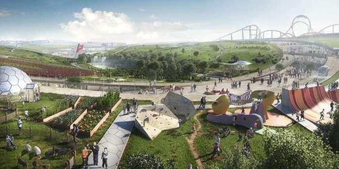Auchan devra amender son projet de méga-complexe commercial EuropaCity
