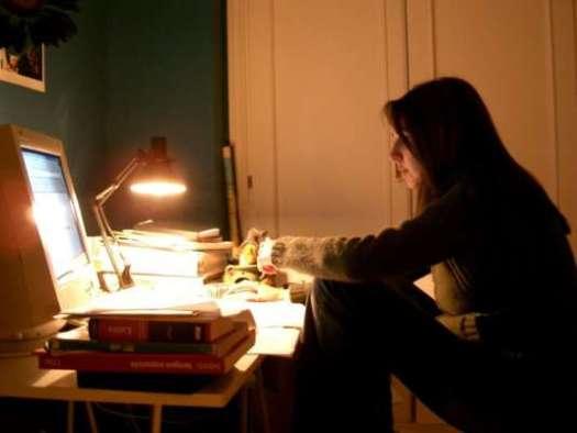 Pour compléter leurs connaissances, certains étudiants ont recours à l'autoformation en ligne.