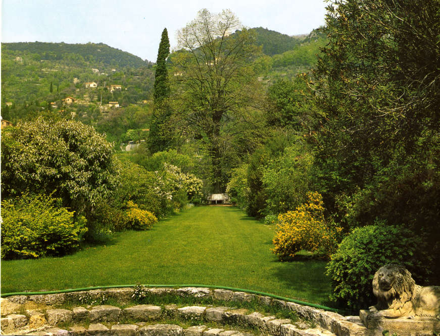 Charles de Noailles un vicomte en ses jardins