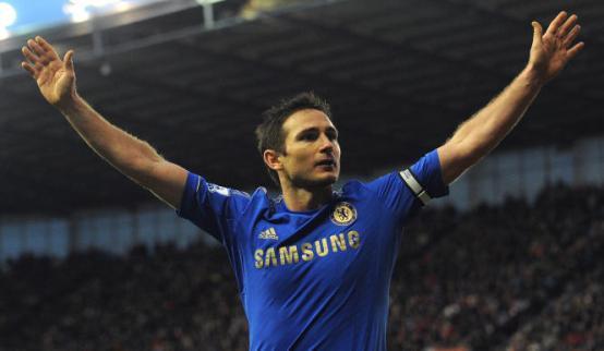 Frank Lampard, légende du football anglais, annonce sa retraite