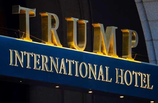 Selon le Washington Post, plusieurs pays étrangers manifestent désormais une préférence pour le Trump International Hotel.